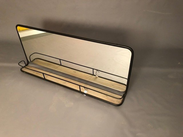Mid-Century industrial vintage pair of chrome boxes