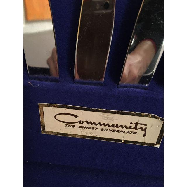 Vintage Community Company Silverware - 8