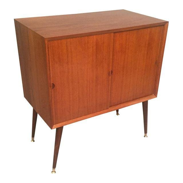 Mid-Century Danish RESTORED Chest