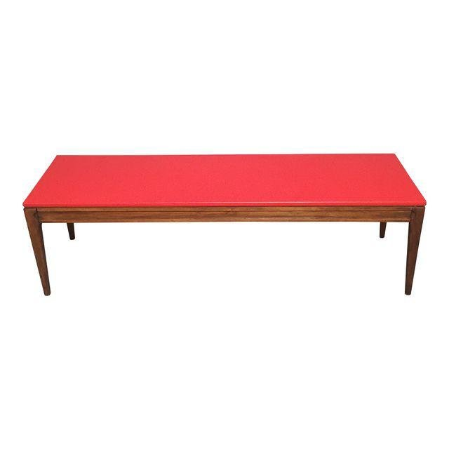 Mid-Century Modern Coffee Table (Lane)