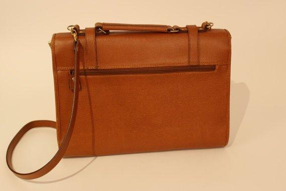 Mid Century Vintage REAL Harve Benard man bag