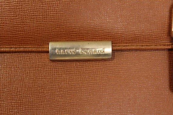 Mid Century Vintage REAL Harve Benard man bag - 4