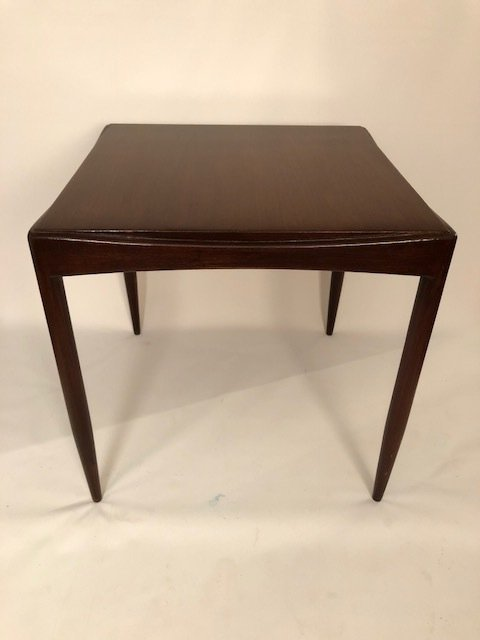 Mid-Century Danish square Coffee table end table