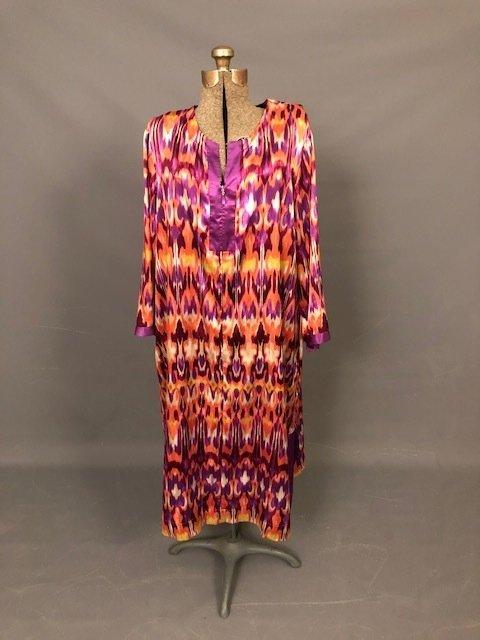 Vintage Oscar Dela renta dress