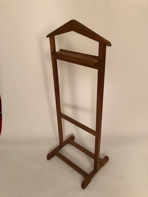 Mid-Century Teak Clothing rack