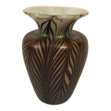Mid-Century American Art Glass