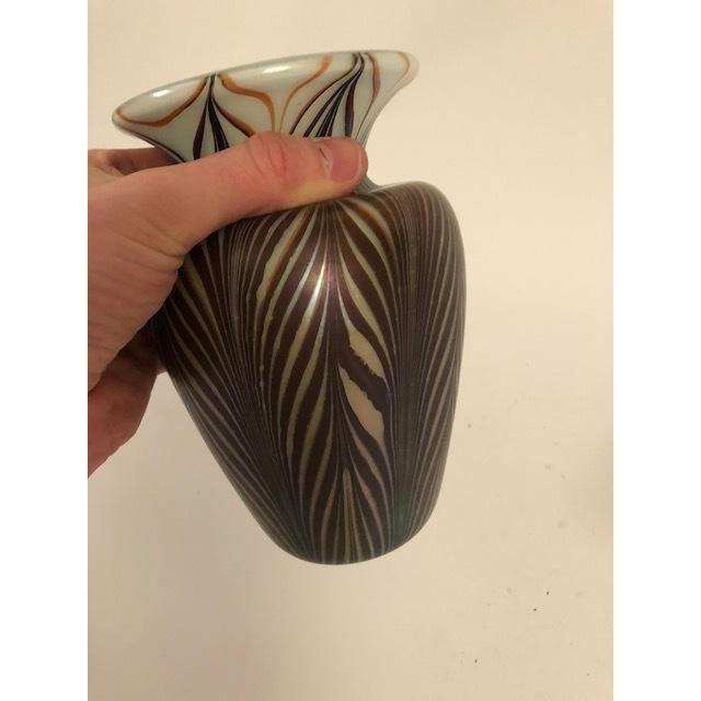 Mid-Century American Art Glass - 5