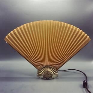 Art Deco accent table lamp