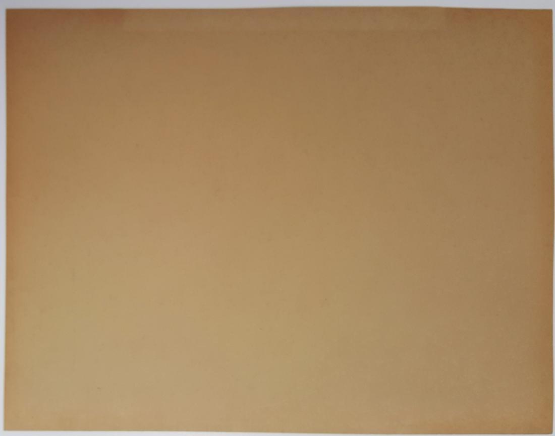 Giorgio MORANDI watercolor on paper - 2