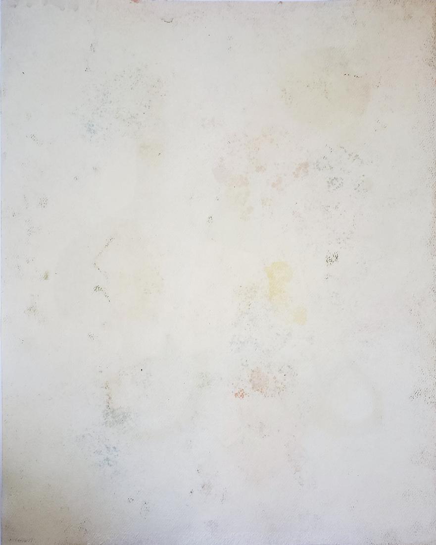 Miro Gouache on paper - 2