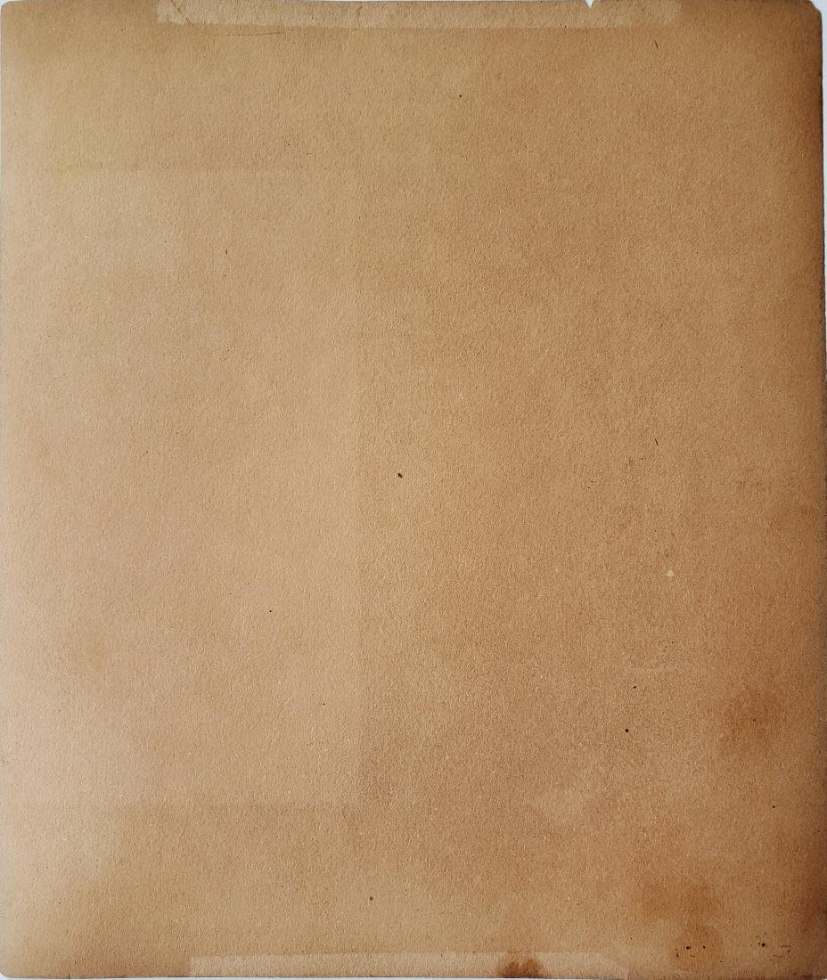 Rufino Tamayo - Gouache on paper - 2