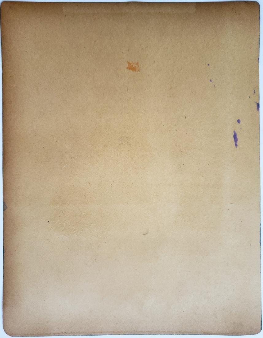Gouache on paper signed Mark Rothko - 2