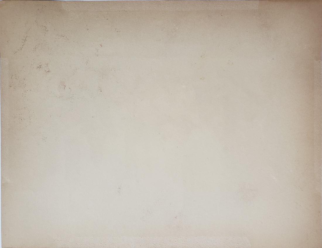 P. Cezanne watercolor on paper - 2