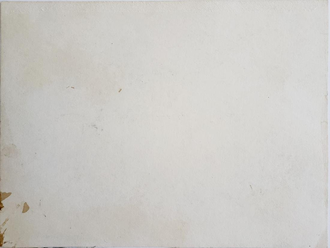Francisco Zuniga drawing on paper - 2