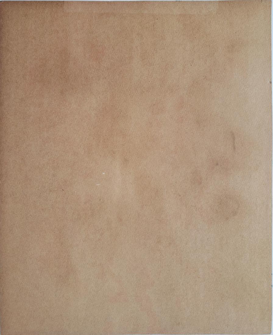 watercolor on paper  signed Gustav Klimt - 2