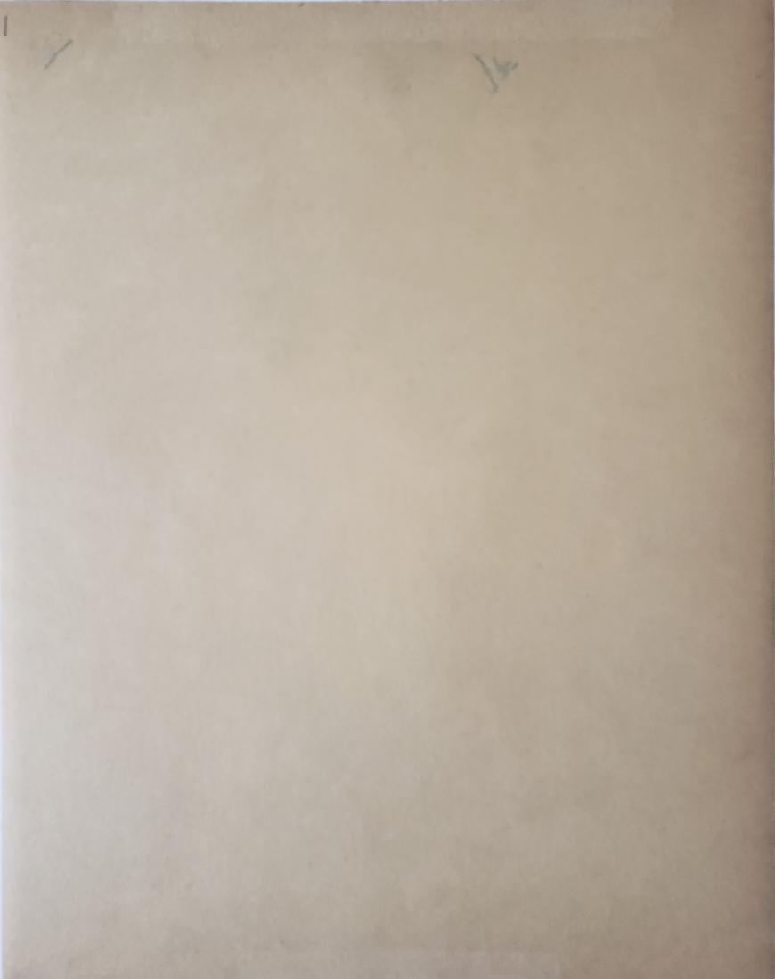 Gino Severini gouache on paper - 2