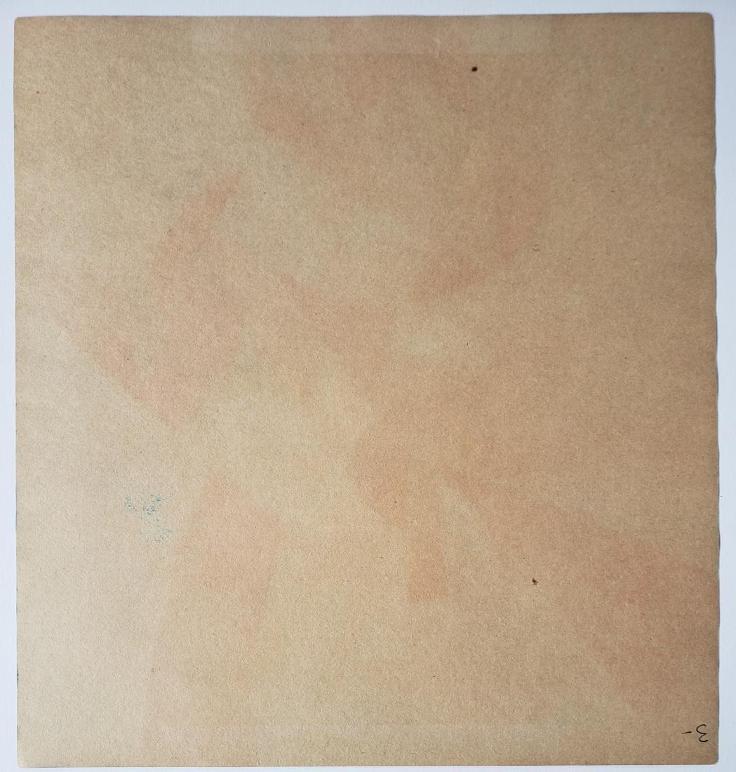 Gino Severini watercolor on paper - 2