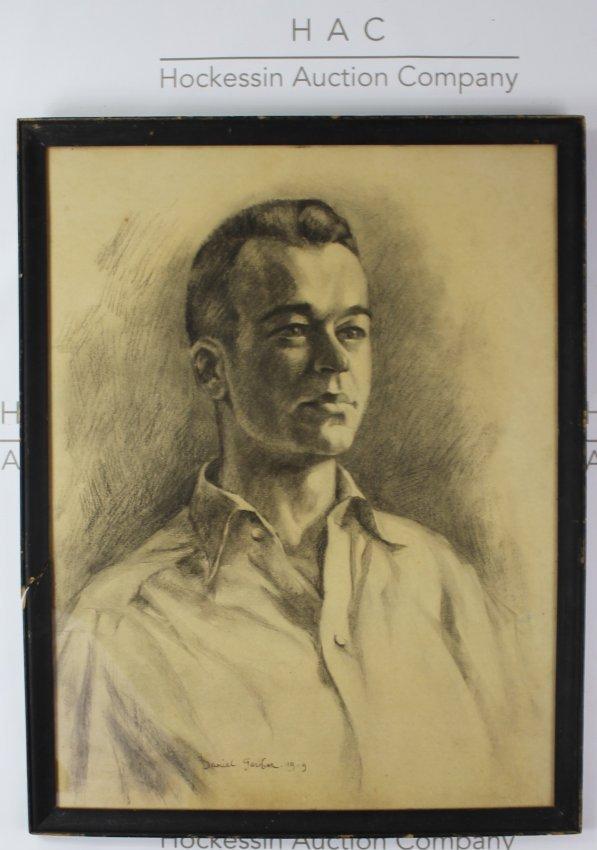 Daniel Garber (American, 1880- 1958)