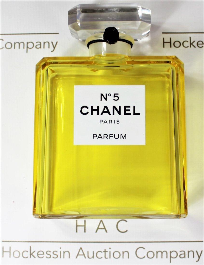 Chanel #5 Large Display Bottle