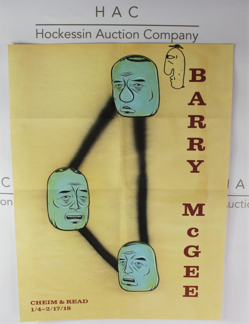 Barry McGee (American, b.1966)