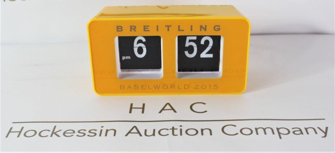 Breitling Desk Clock