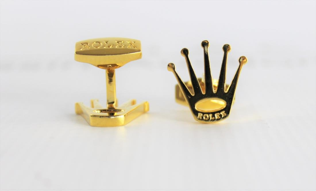 Rolex Cufflinks - 2