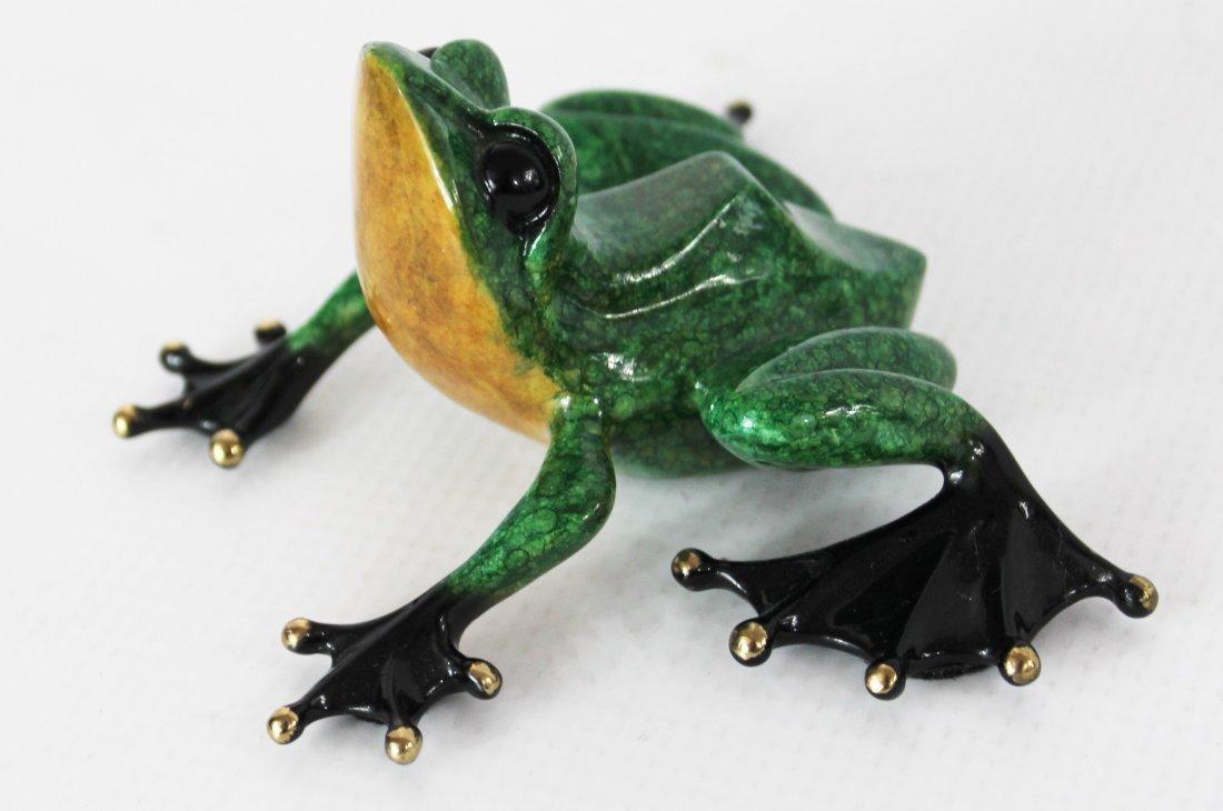 Berry Stein Frog