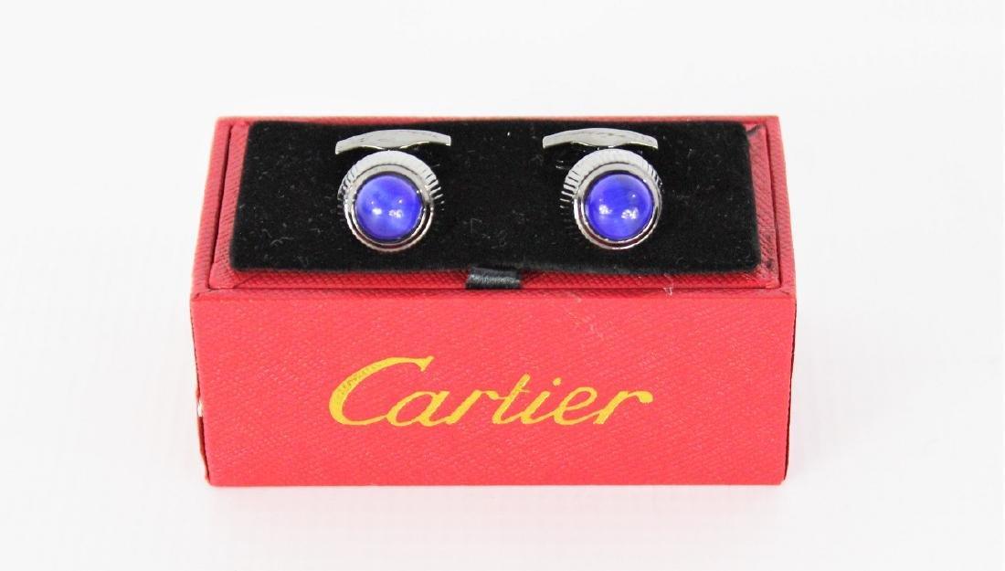 Cartier Cufflinks - 2