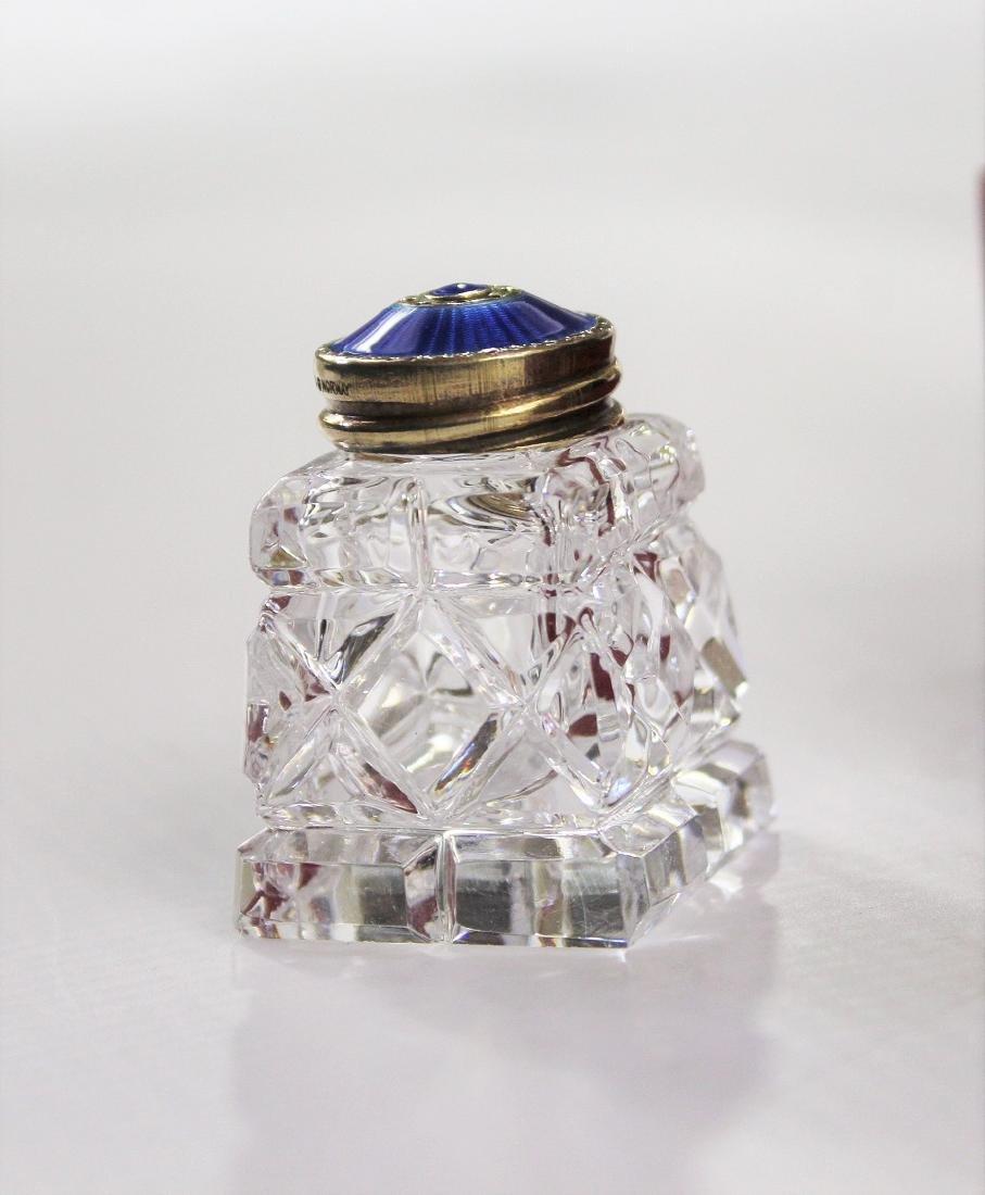 Cartier Salt and Pepper Shakers - 6