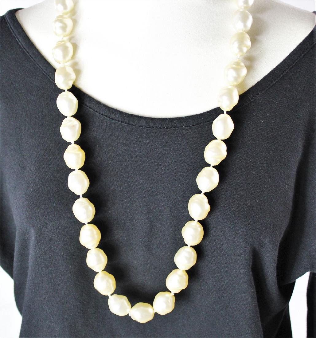 Chanel Pearl Necklace - 2