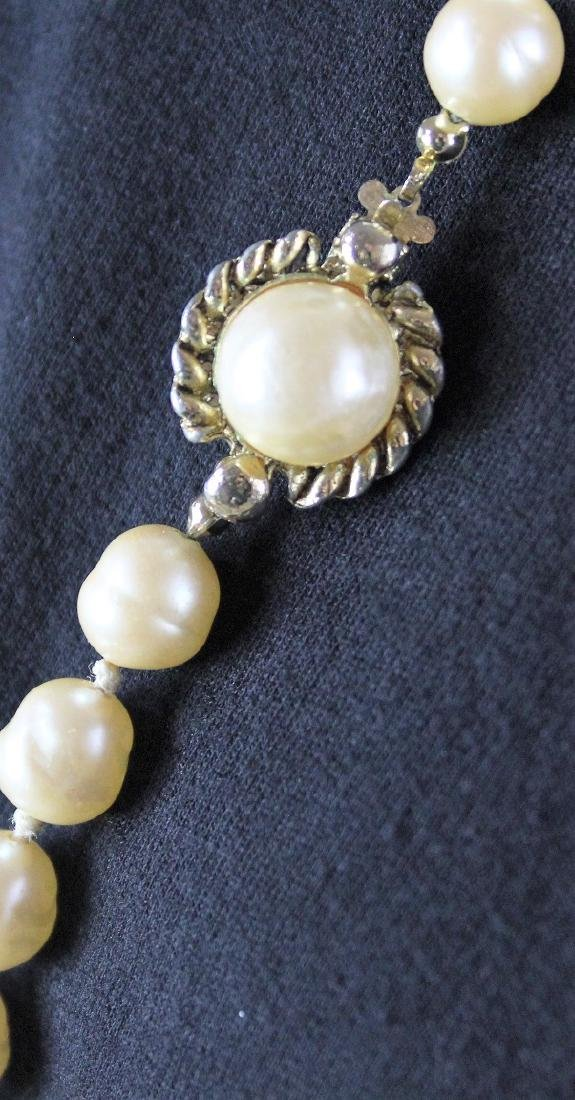 Chanel Pearl Necklace - 3