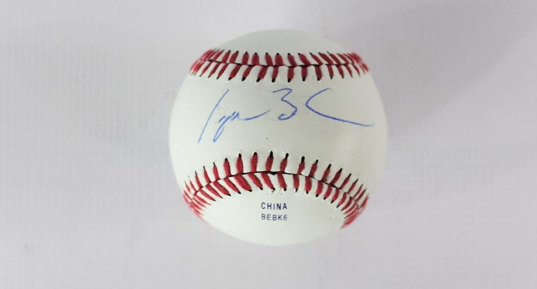 Baseball Signed by George W Bush - 2