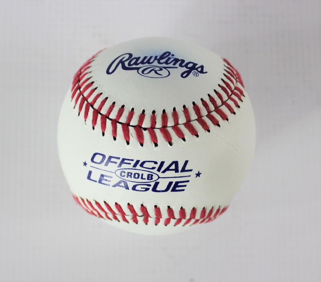 Baseball Signed by George W Bush - 3