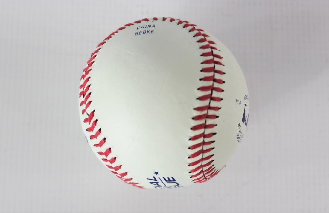 Baseball Signed by George W Bush - 4