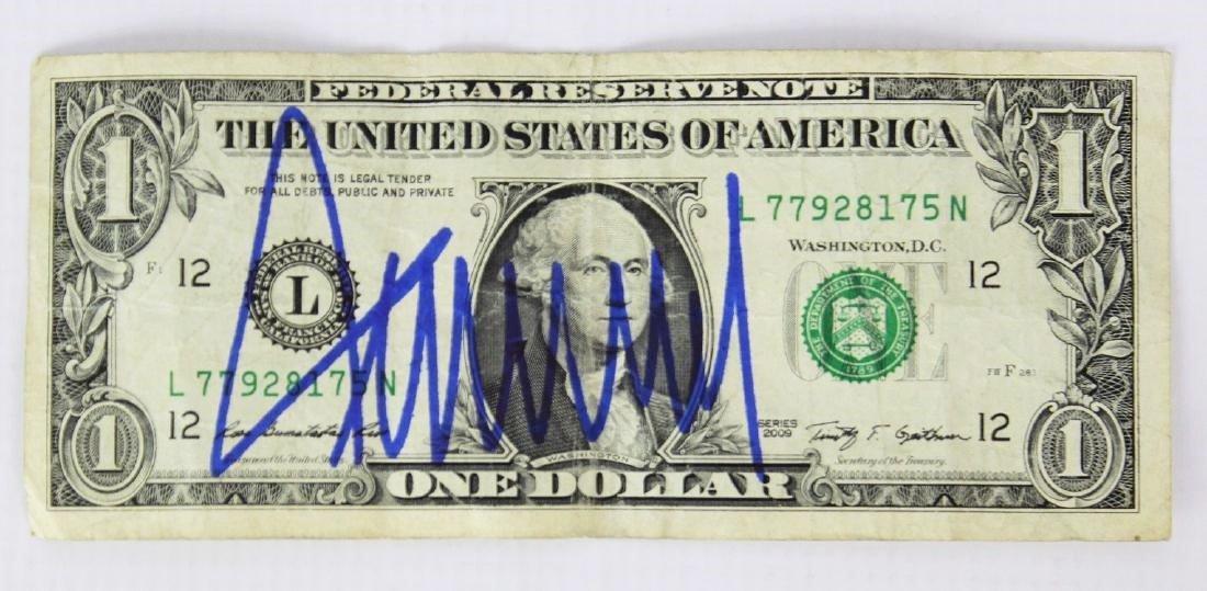 Donald Trump Signed Bill