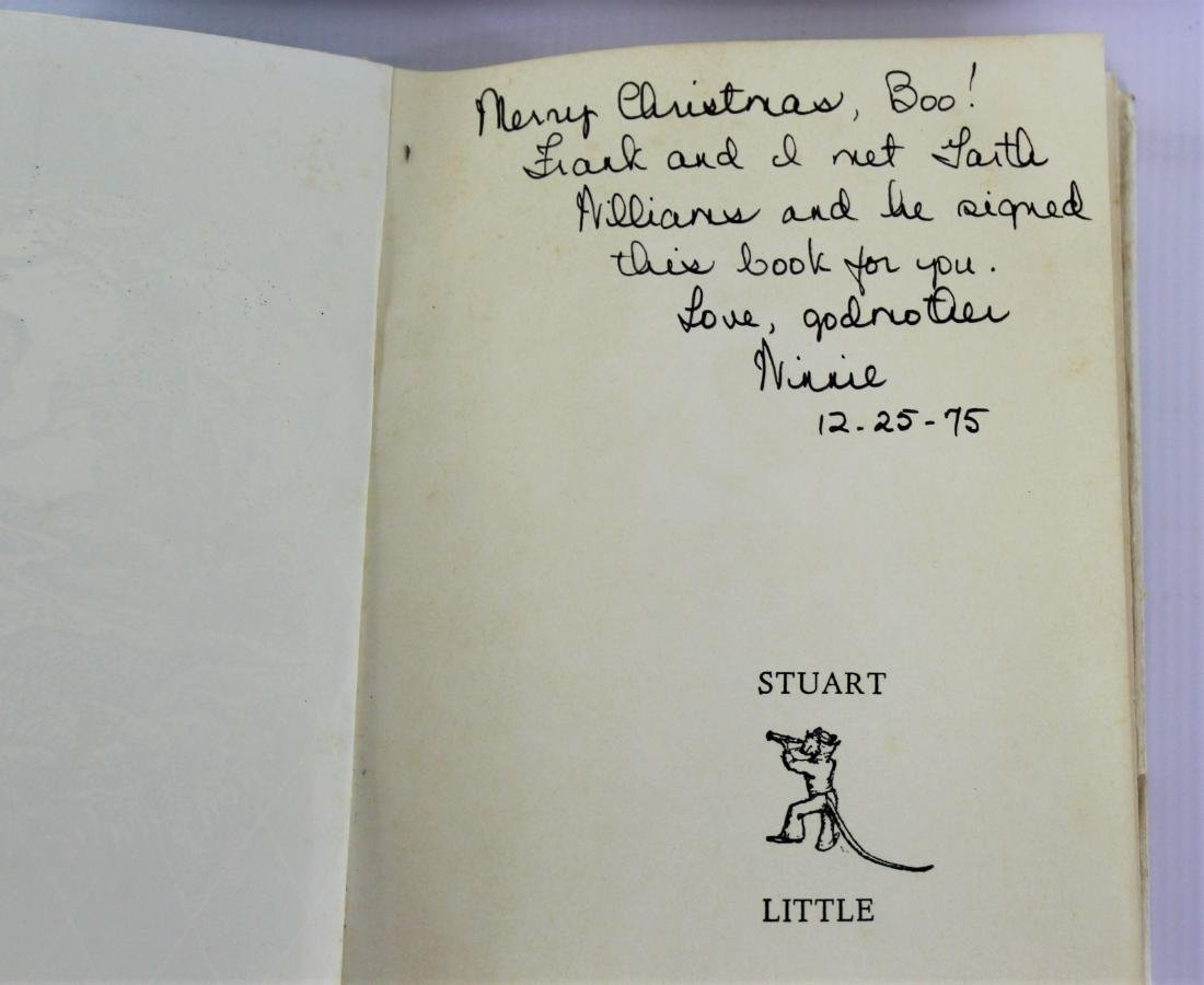Book Signed by Garth Williams, Stuart Little - 2