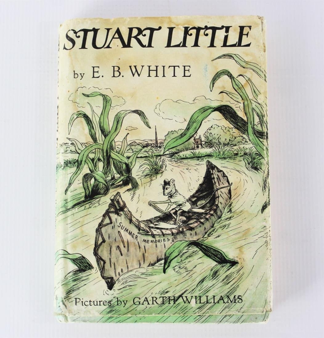 Book Signed by Garth Williams, Stuart Little - 3