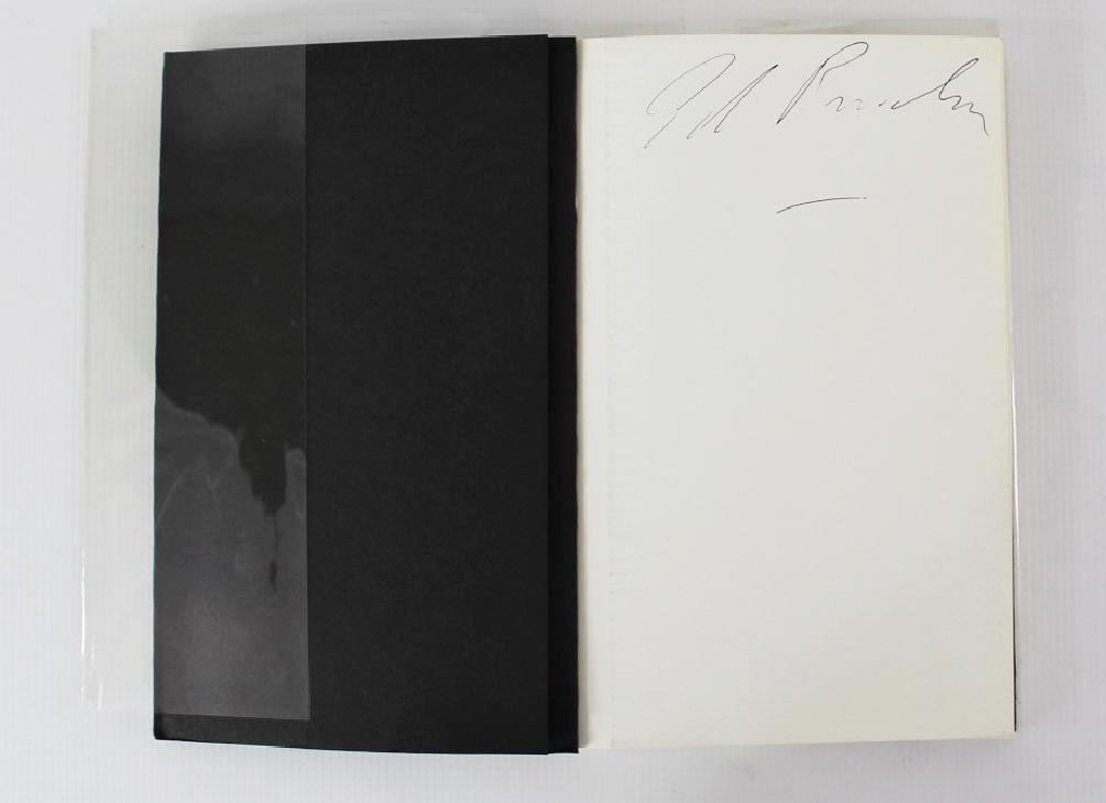 Book Signed by Edward Ruscha, Edward Ruscha