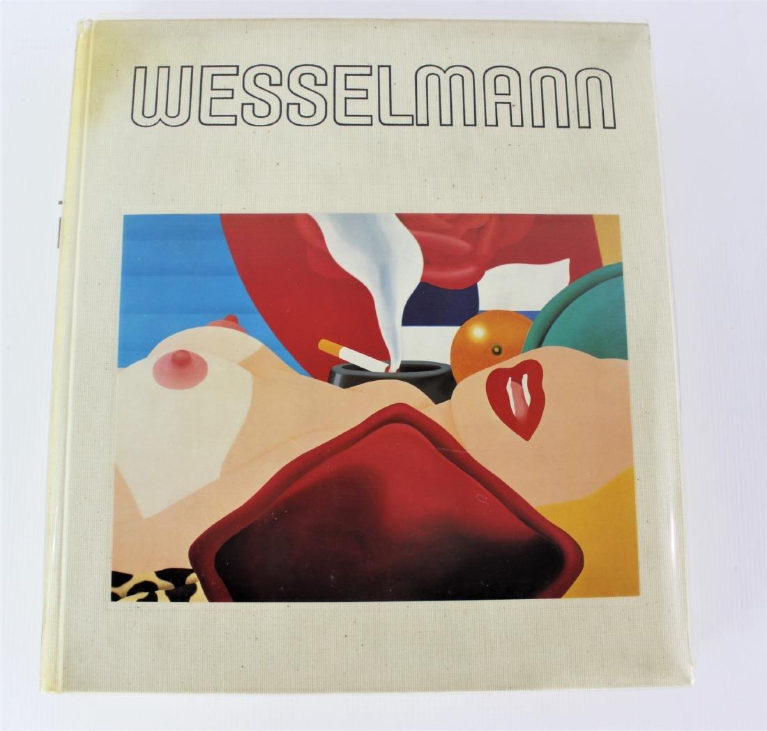 Book Signed by Tom Wesselmann, Tom Wesselmann - 3