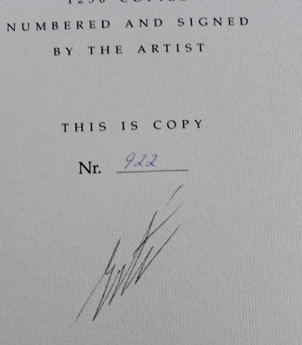 Book Signed by Erte, Erte Sculpture - 3