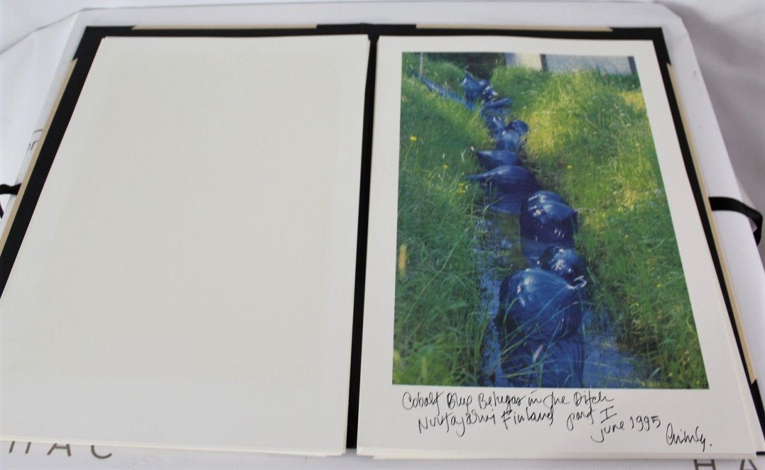 Portfolio Signed by Dale Chihuly, CHIHULY OVER VENICE