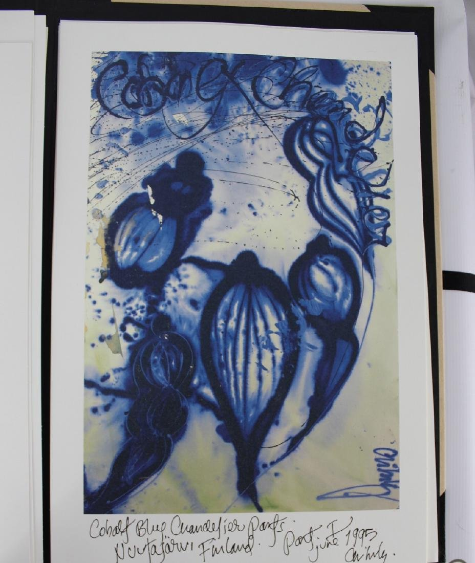 Portfolio Signed by Dale Chihuly, CHIHULY OVER VENICE - 3