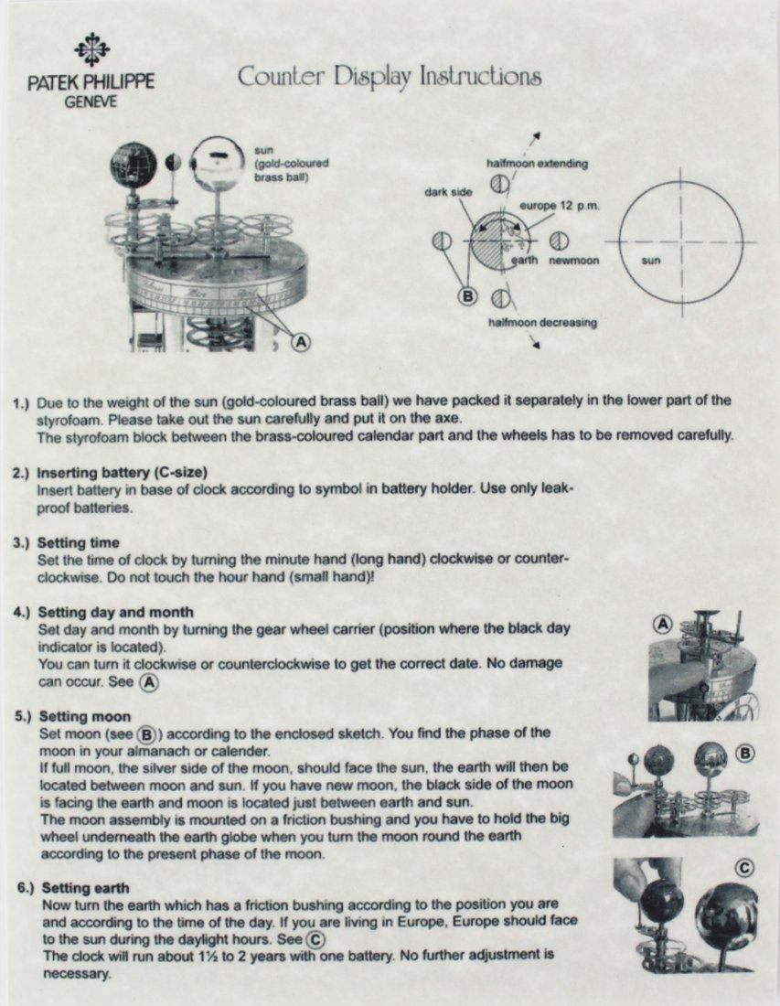 Patek Philippe Grand Celestial Complication Clock - 9