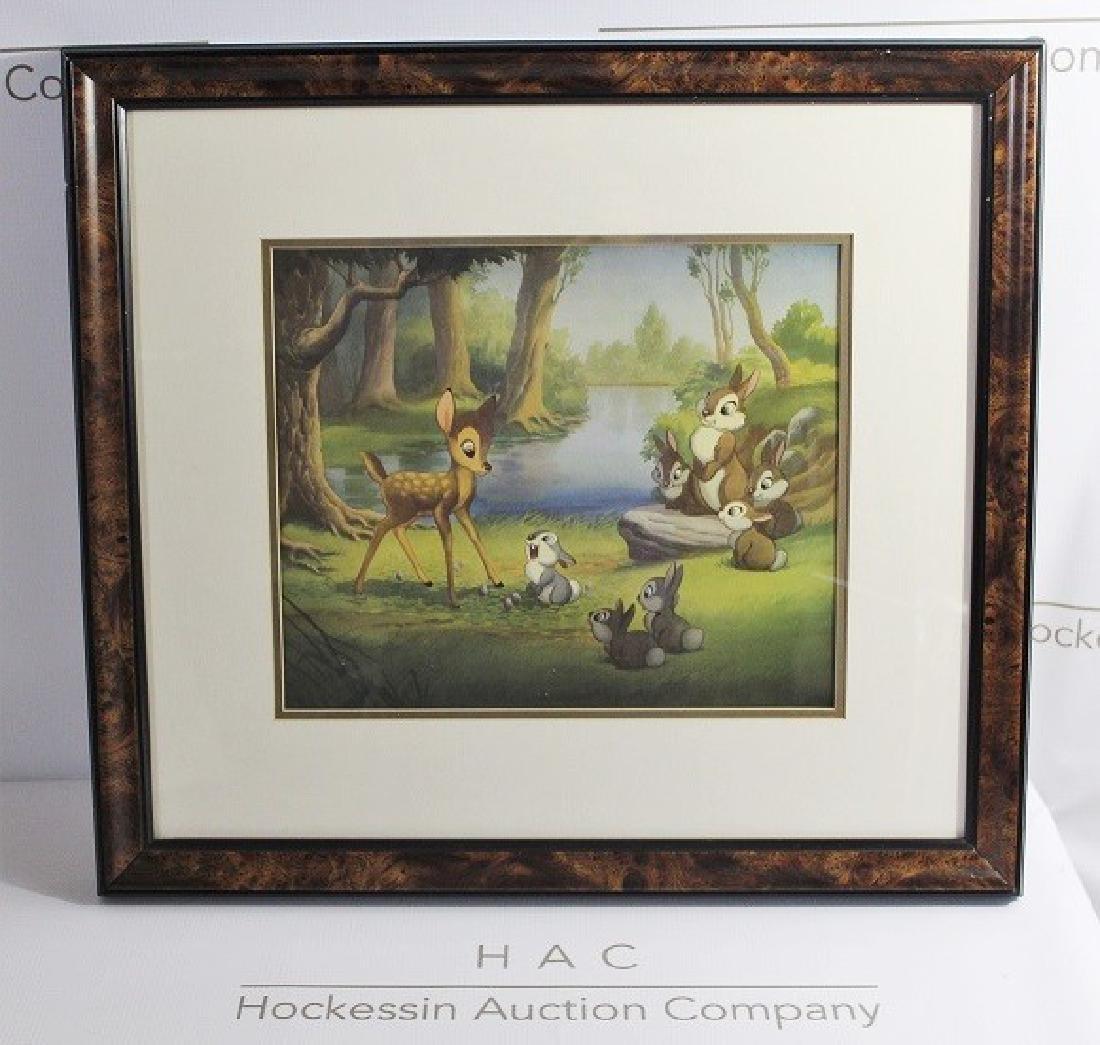 Walt Disney Company Lithograph