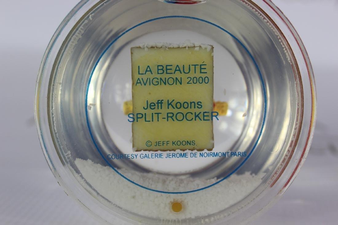 Jeff Koons (American, b. 1955) - 5