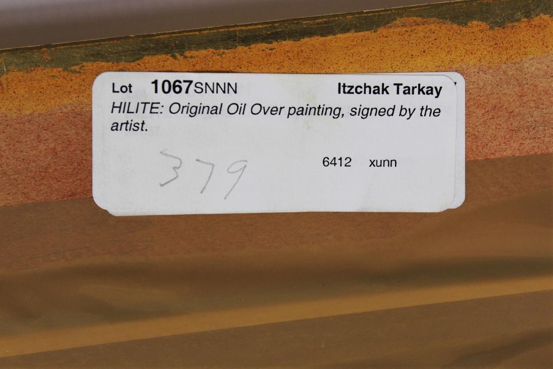 Itzchak Tarkay (Israeli, 1935-2012) - 7
