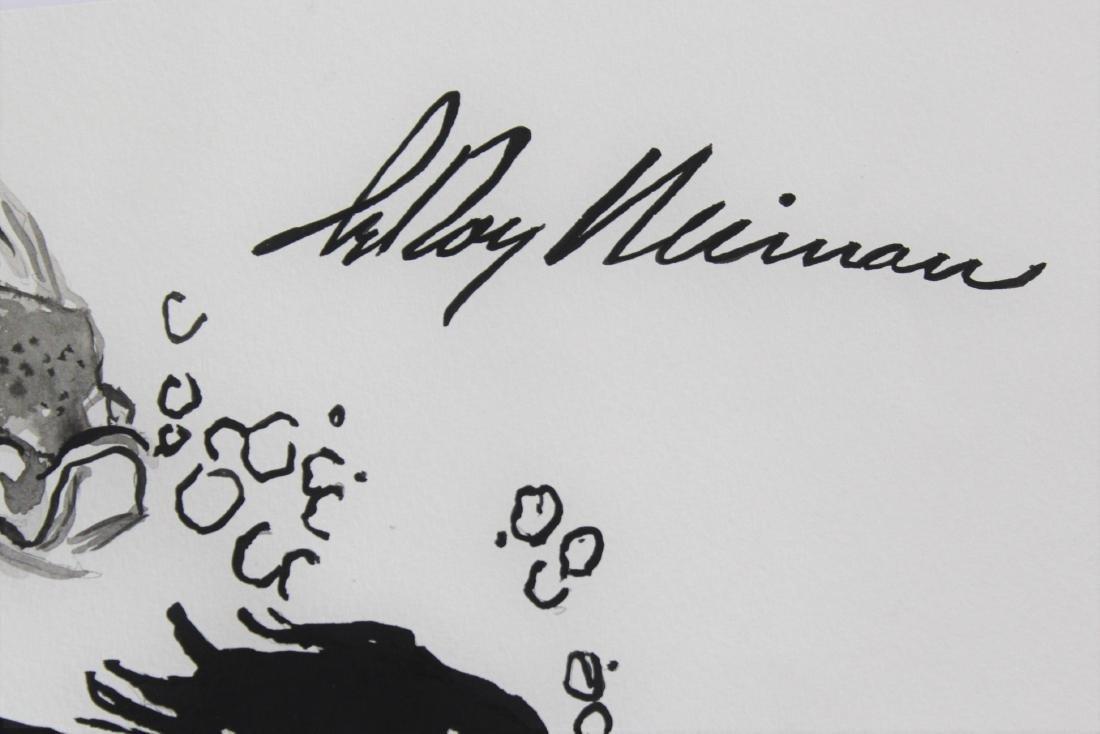 LeRoy Neiman (American, 1921-2012) - 3