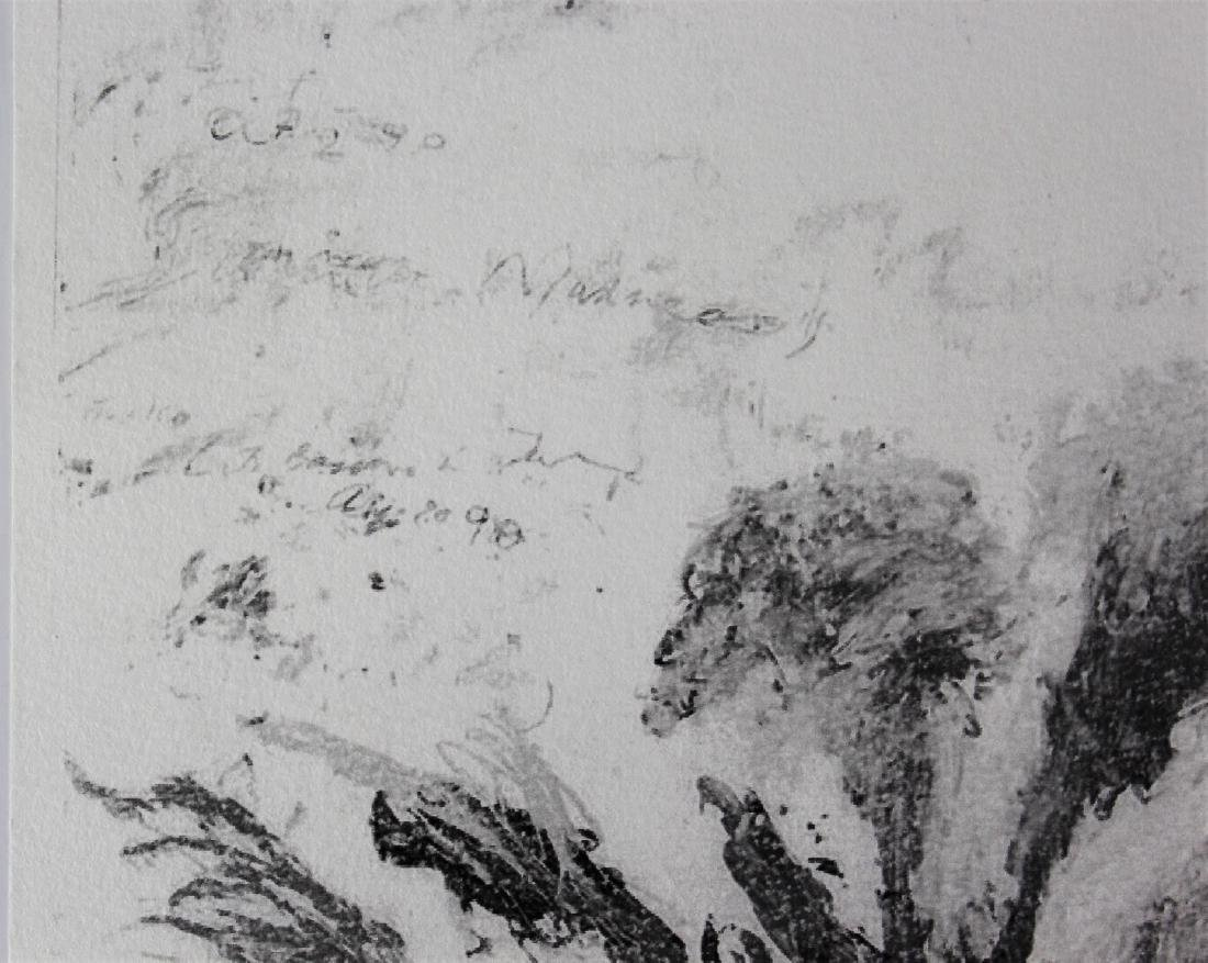 Cy Twombly (American, 1928-2011) - 4
