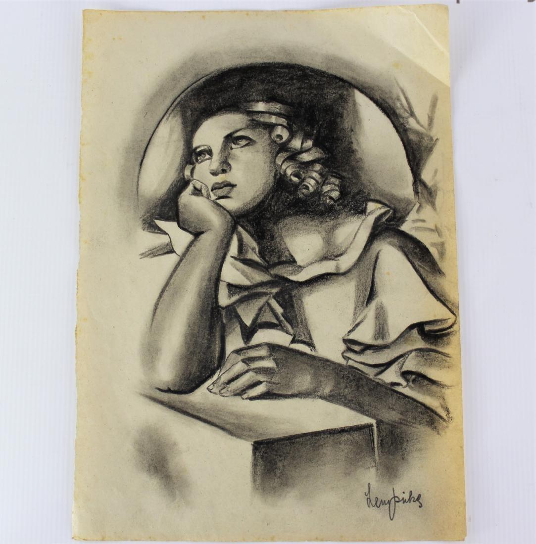 Tamara de Lempicka (Polish, 1898-1980) - 2