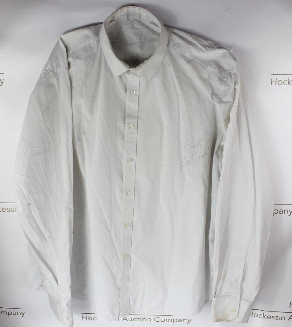 An Elvis Presley Personal Owned and Signed Shirt